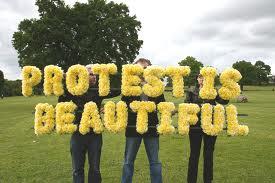 protest pentru clipe