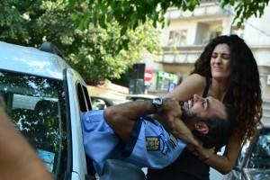 azi am fost violata politist pulan